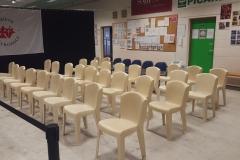 Salle du CHM Saleux